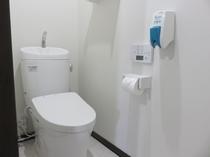 女性専用シャワートイレ