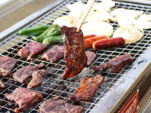 【BBQ機材レンタル付】お好きな食材でみんなでワイワイBBQプラン<ペットOK・禁煙>