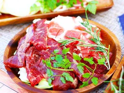 【手ぶらでOK♪地元食材付BBQ】房総の美味しいお肉と野菜などのボリュームたっぷりBBQプラン