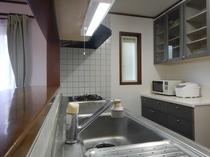 貸別荘 1F キッチン