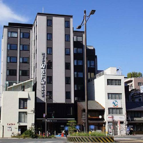 ■ホテルWBF五条大宮■