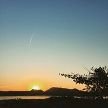 大根島の景観