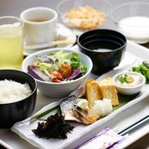 和食の盛り付け例