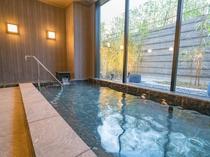 大浴場には佐渡近海の海洋深層水を使いミネラルが豊富です♪