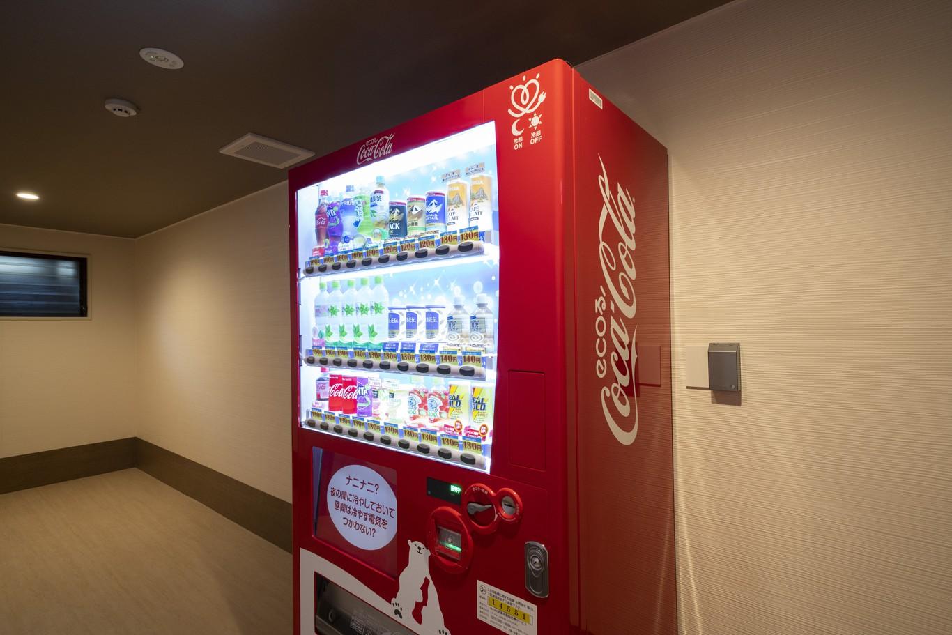 自動販売機(地下1階)