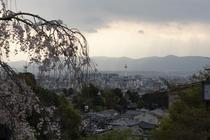 清水寺からの眺望