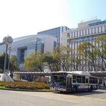 栄バスターミナルまでは徒歩6分