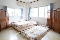 3〜4人室(和室)