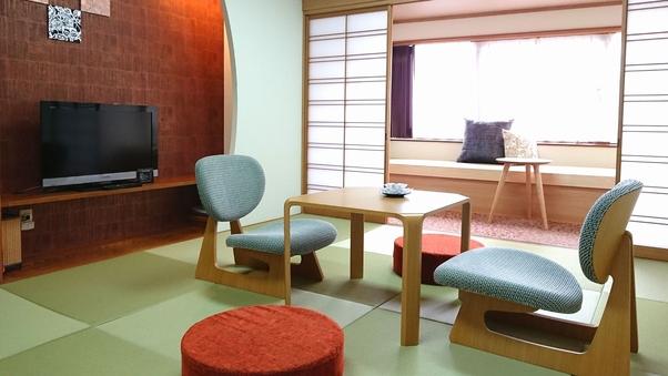 【禁煙】一般客室【ダイニング食】和室10畳 Wi-Fi