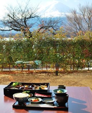 当日予約専用「安心」「安全」そして「やすらぎ」を♪絶景富士と温泉♪《1泊2食付》プラン