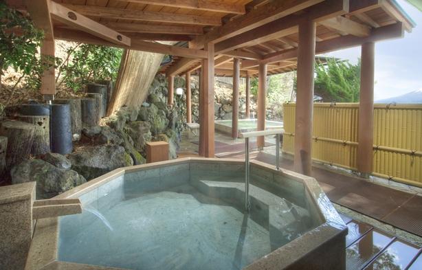 当日予約「安心」「安全」そして「やすらぎ」を♪絶景富士と温泉♪お食事なしの「素泊まり」プラン