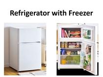 冷凍機能付き冷蔵庫