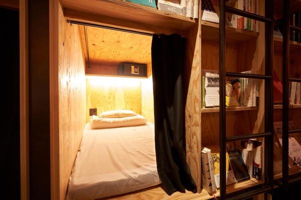 新宿BOOK AND BED TOKYO