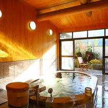 貸切風呂-爛漫の湯