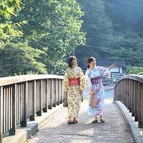 周辺観光(妻籠宿)