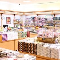 売店 (営業時間 07:30~21:00)
