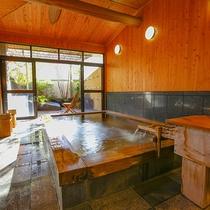 貸切風呂-桜花の湯