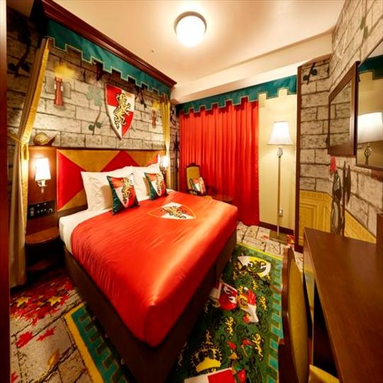 樂高樂園飯店Legoland Japan Hotel