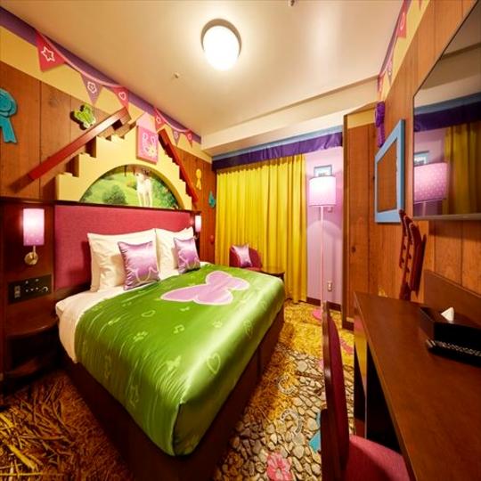 日本樂高樂園酒店