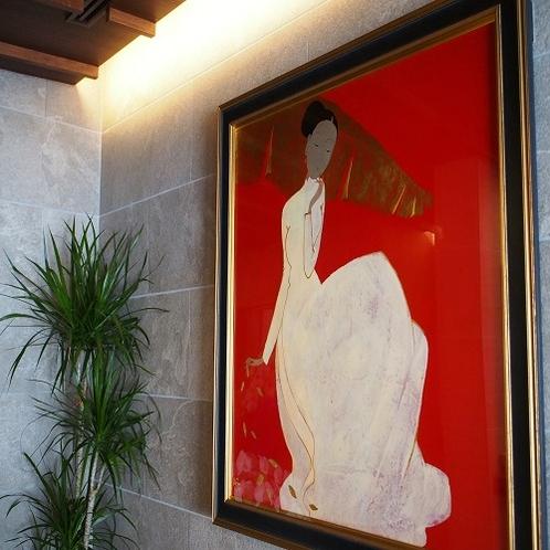 【ラッカーペインティング】ベトナム人画家DinhQuan氏によるラッカーペインティング