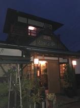 外観(夜)-2