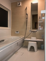 離れ浴室-3