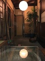 エントランス(夕方)-2