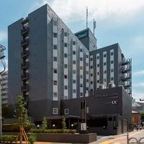 ◇ホテル外観◇昼