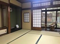鶴のお部屋