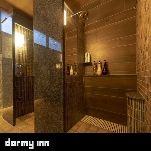 ◆各大浴場内レインシャワー