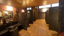 【男性】洗い場(カラン12個設置)
