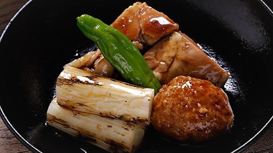 ごはんがすすむ一品です。くわ焼き♪【地下1Fレストラン朝食◆6:30~9:30(LO9:00)】