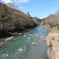 *【秋川渓谷一例】四季折々の風景をお楽しみ下さい