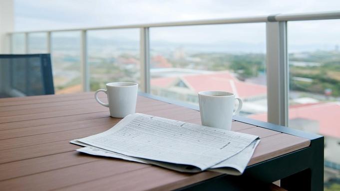 お部屋での〜んびり朝ごはん☆広々コンドミニアムタイプのホテルで三密回避☆【朝食付】