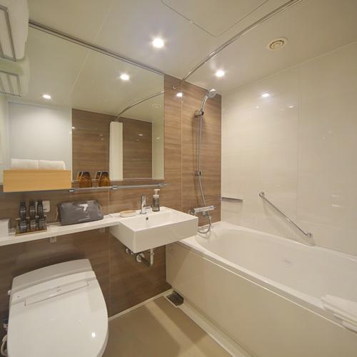 エグゼクティブコーナーダブルルーム/バスルーム