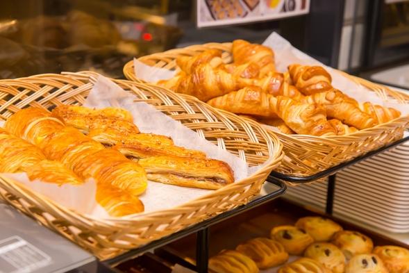 【楽天トラベルセール】☆飲み放題付き☆人気の焼きたてパンの朝食付きプラン♪