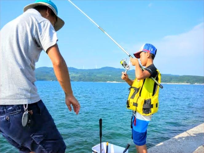 季節の海釣りセット