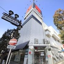 周辺店舗・SEIYU