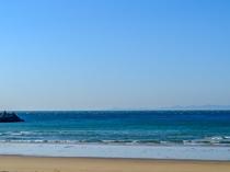 白鶴浜海水浴場