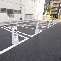 予約制有料駐車場※お電話での完全予約制)