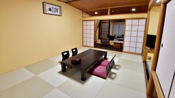 ◆【ST スタンダードタイプ】【禁煙】琉球畳を使用した和室