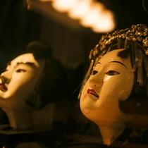 【淡路人形座】五百年の歴史を誇る淡路人形芝居(徒歩3分)