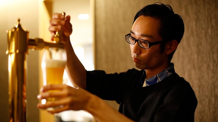 各種ビールや地ビールもご用意しております