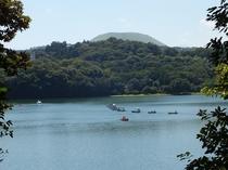一碧湖(当宿から4㎞)
