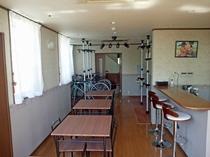 食堂兼喫茶室