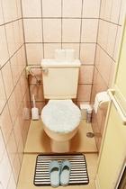 女性用共有トイレ