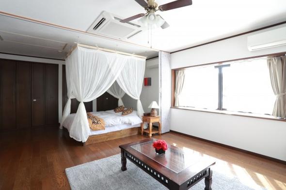 【ファミリー】一棟丸ごと5ベッドルーム貸切プラン (250平米) 素泊まり