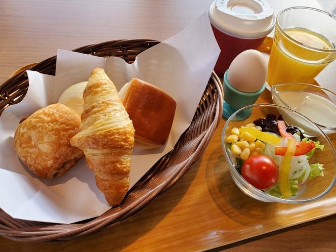 【朝食ルームサービスプラン】
