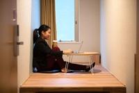 【ポケワーク4時間パック】好きな時間に個室でテレワーク!勉強にも使える「ポケワーク」◆布団なし