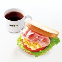 ドトール 朝食A